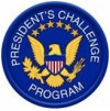 As a Presidents Challenge Advocate, we have been asked to encourage young children to be mentally and physically fit using various tools and activities that incorporate the Alphabet.