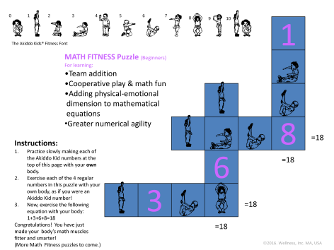 MATH FITNESS Puzzle update 4-16