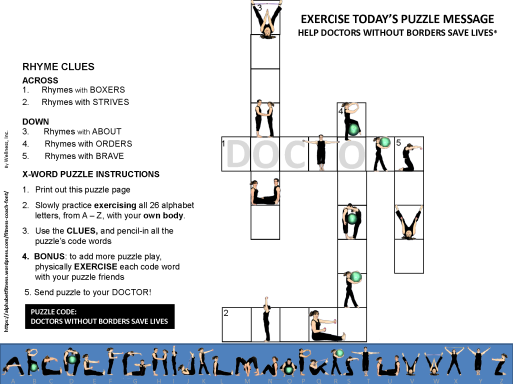 Alphabet fitness puzzles and fund raisers alphabet fitness for a larger version and doctors without borders website link please click here ccuart Gallery